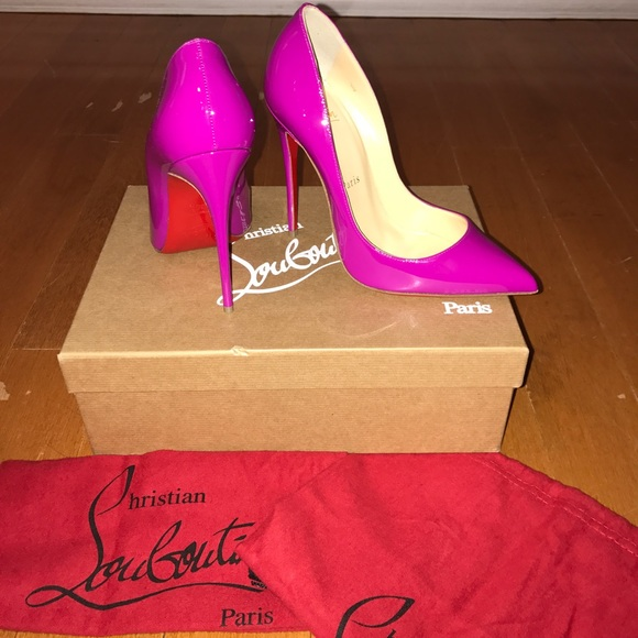 43fe39326fdc Christian Louboutin Shoes - Christian Louboutin Pigalle Follies 120mm Patent